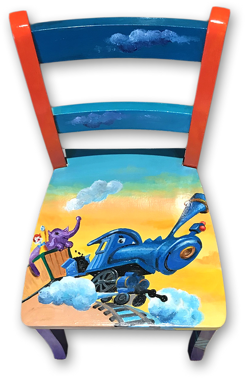 The Little Engine That Could Child's Chair