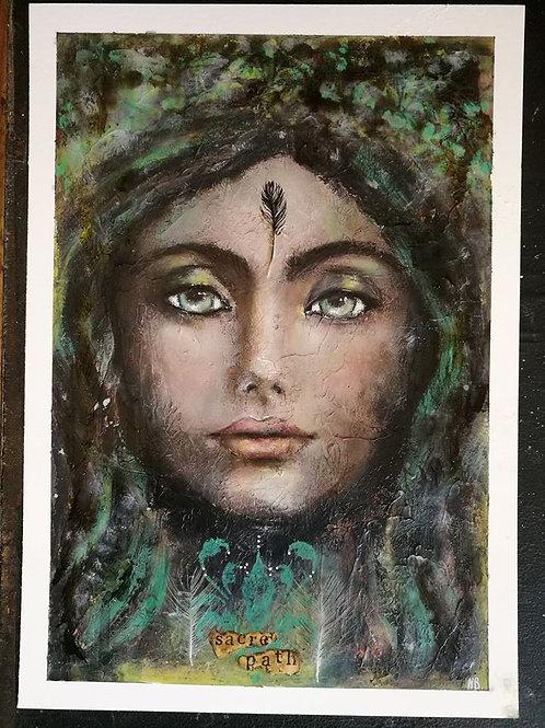 Print Sacred Path