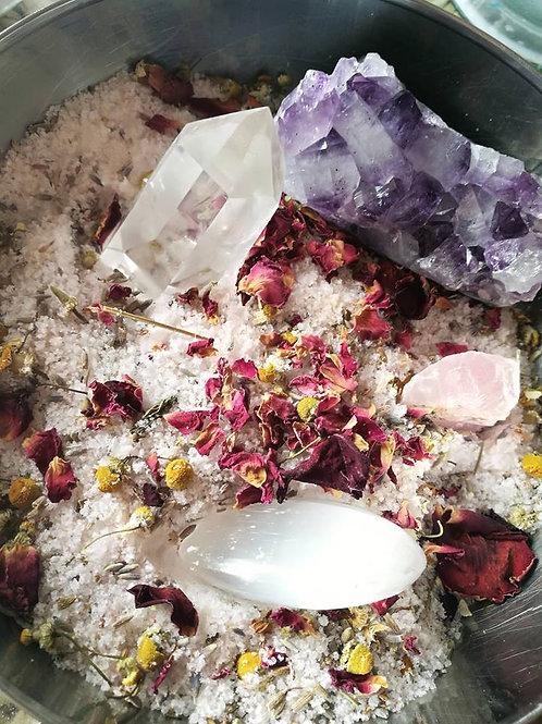 Sacred Soul Bath Tea