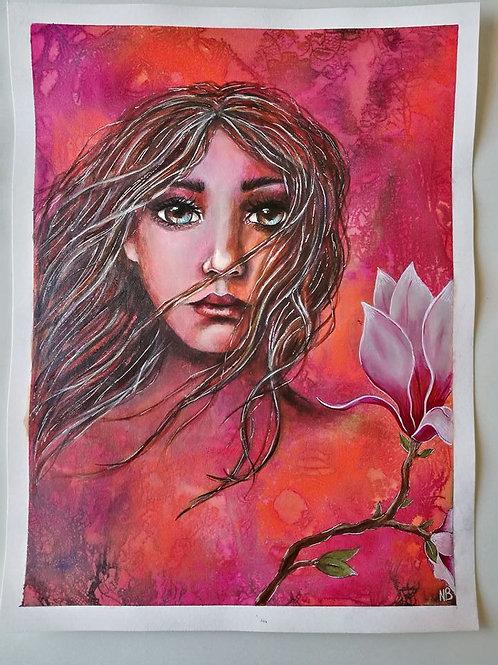 Print Sacral Root chakra
