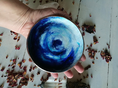 Sacred Soul Bowl - plate Universe Trust