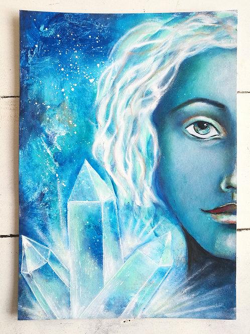 Goddess of light RESERVED FOR A