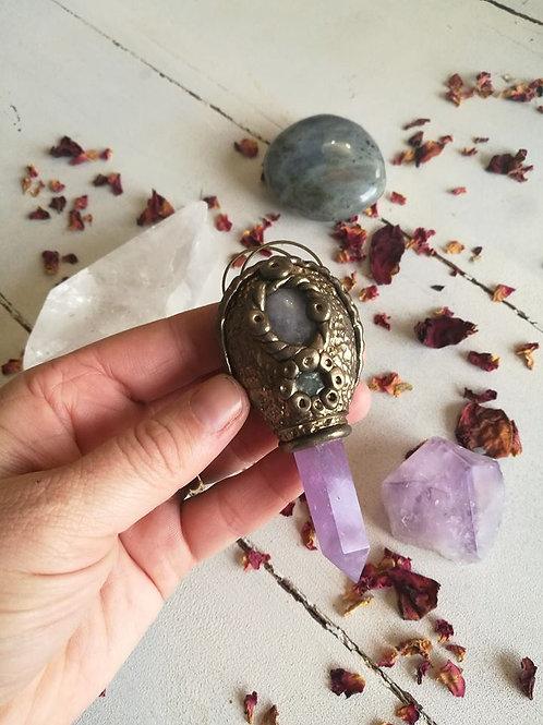 Sacred Soul Crystal Necklace
