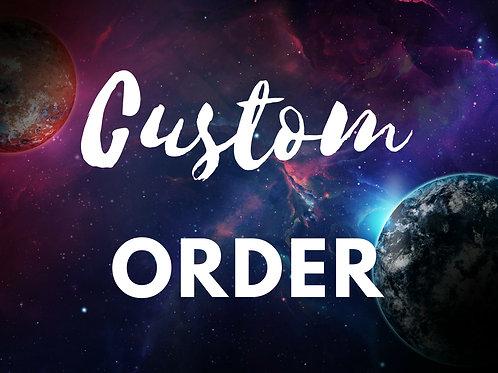 Custom order LAVONNE