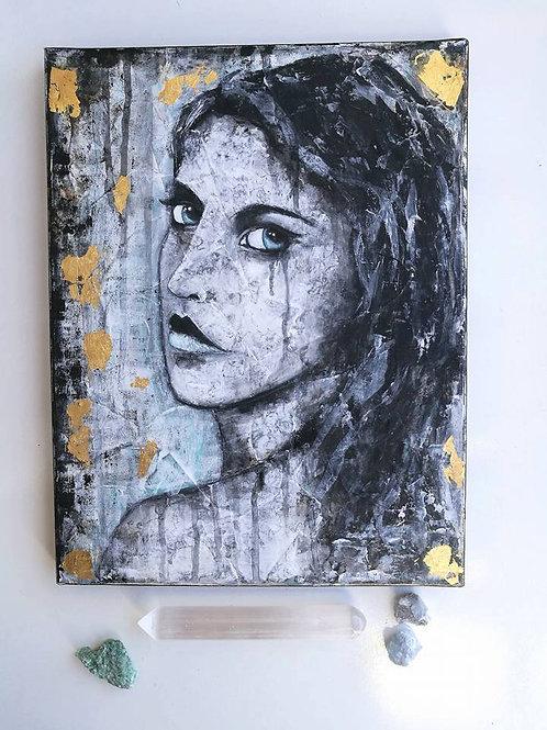 Rise : orignal painting