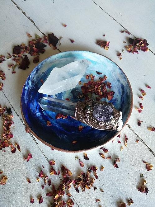 Sacred Soul Universe Bowl for meditation / Manifestation