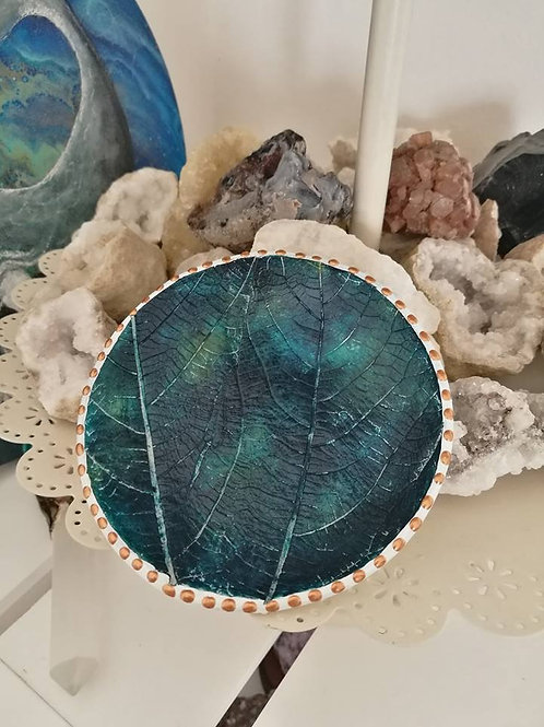 Sacred Soul Earth Clay Bowl - secret gateway at the bottom