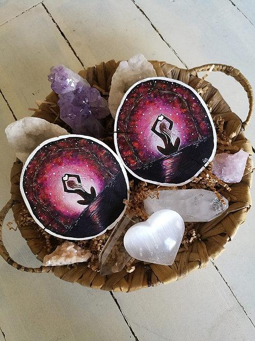 Heart whispers -Moon Ritual- Friendship / Soul Sisters