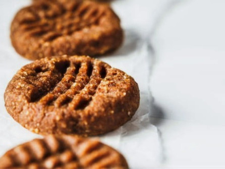 Sweet Potato and Almond flour Cookies