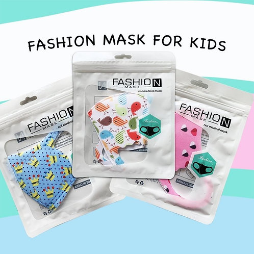 PPE, Kids Face Mask