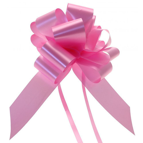 Rose Pink Bow