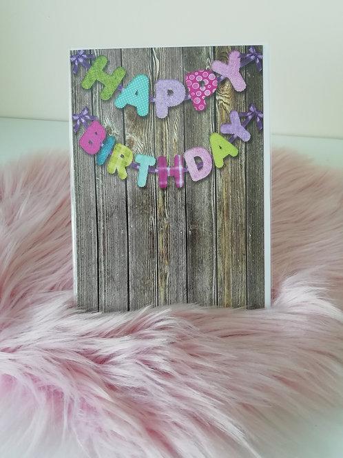 Happy Birthday (Multi)