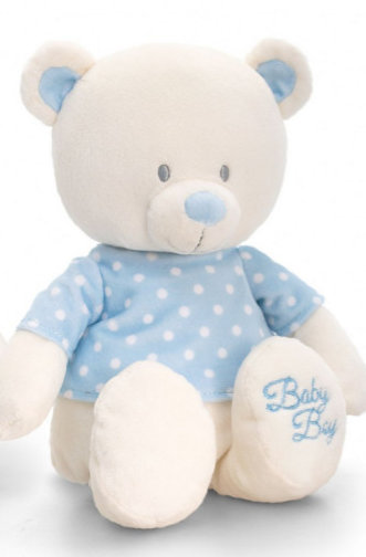 Blue Baby Bear with T-Shirt