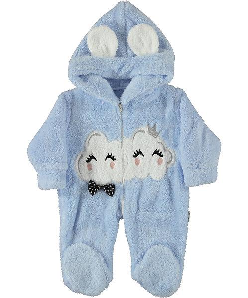 baby boy sleepsuit