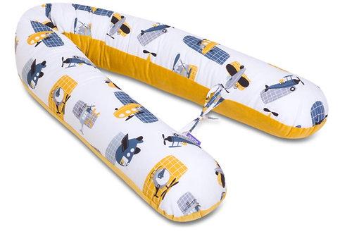 V-Shape Pregannacy Pillow, Baby Support Pillow