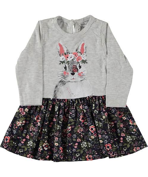 Floral Bunny Dress