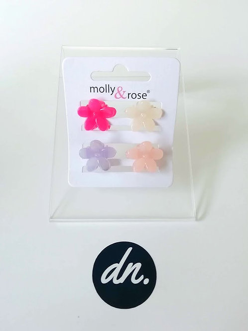 Flower Mini Clamps