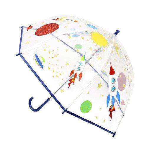 Boys Space Dome Umbrella