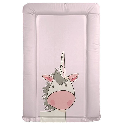 Baby Changing Mat, Pink with Unicorn