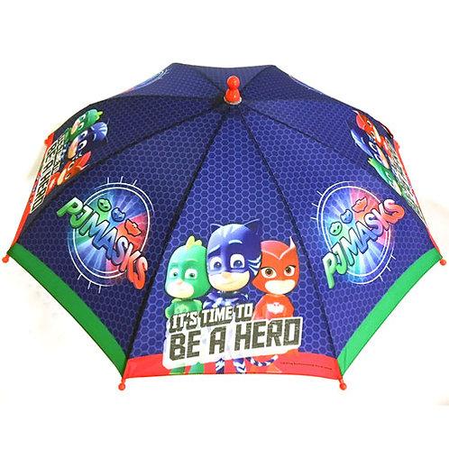Childrens PJ Masks Taslon Umbrella