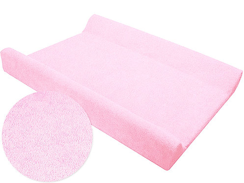 Pink, Cot Changing Mat Cover, Fitted Sheet