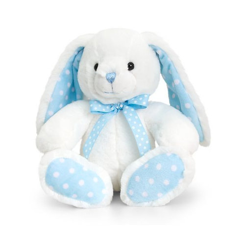Blue Baby Spotty Rabbit