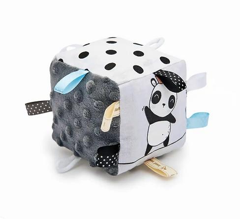 Baby Toy - Grey Panda