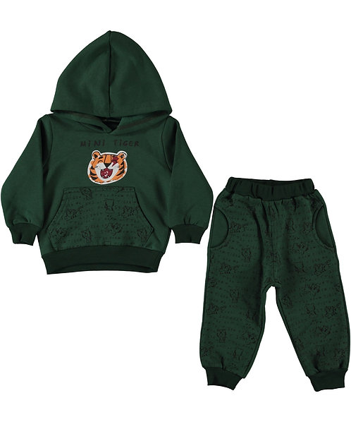 Baby Boy, Toddler, Boys Tracksuit, clothing, Set of Hoodie and Jogpants