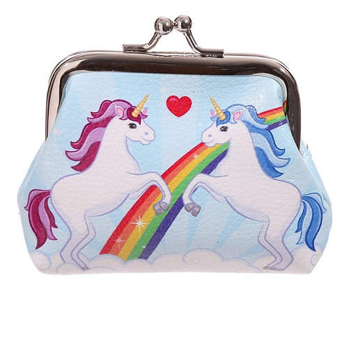 Lauren Billingham Unicorn Design Tic Tac Purse