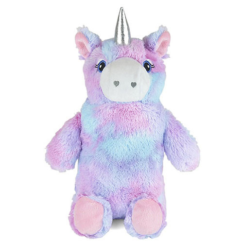 Rainbow Unicorn Hot Water Bottle