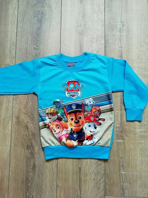 Paw Patrol Sweatshirt - Sky Blue