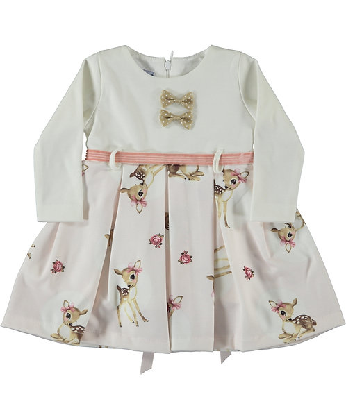 Baby Girl Pretty Deer Dress