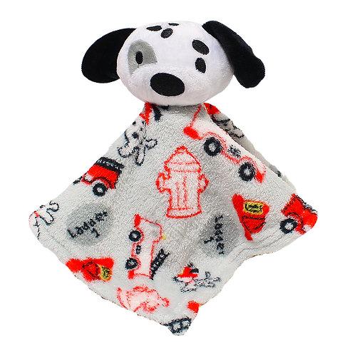 Super Soft Comforter With Plush Head (Dog)