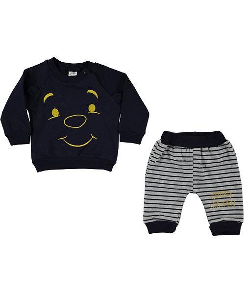 Baby boy clothes, 2 pieces set, winnie the pooh