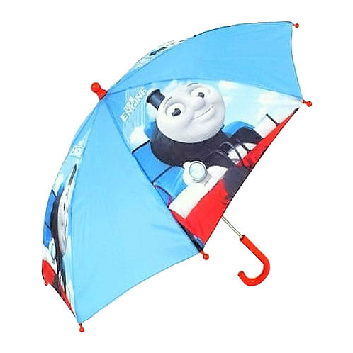 Childrens Thomas The Tank Taslon Umbrella