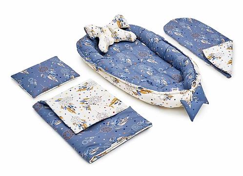 Dreamcatchers Blue 5-Piece Set