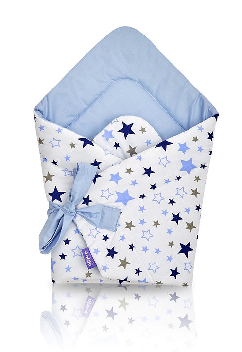 Cotton padded Wrap -Milky Way