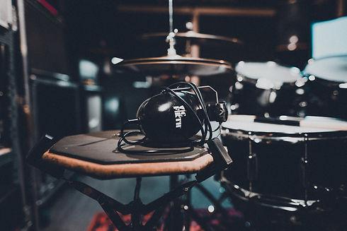 Practice Pad & Vic Firth Headphones