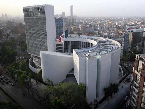 Cámara de Senadores Nueva Sede