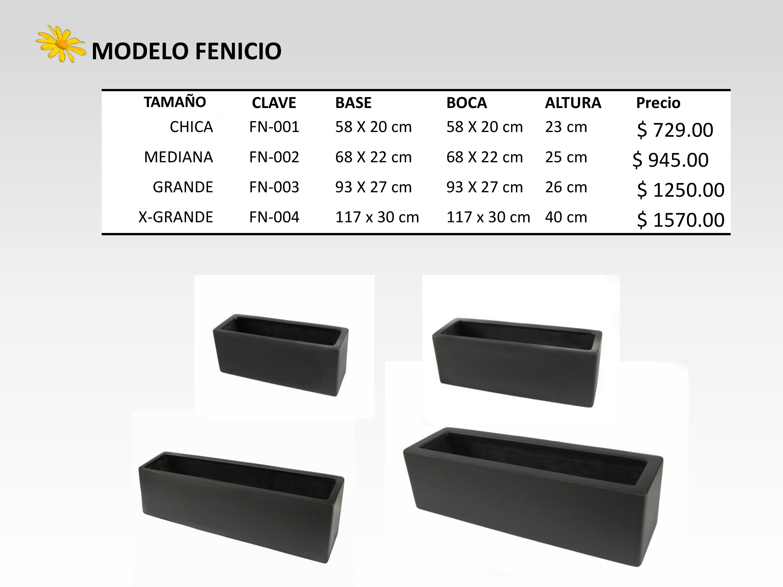 Modelo Fenicio