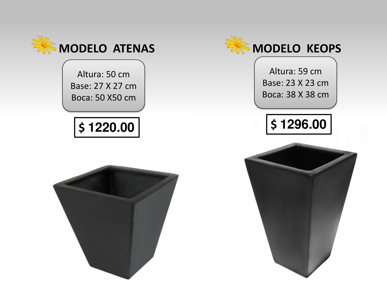 Modelo Atenas y Modelo Keops