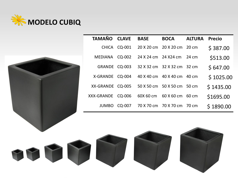 Modelo CubiQ