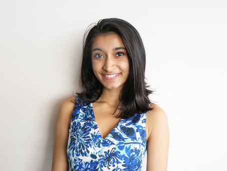 Active Learning Summer Intern Introductions: Janani Krishnan-Jha