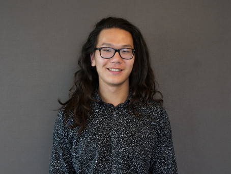 Active Learning Summer Intern Introductions: James Gui