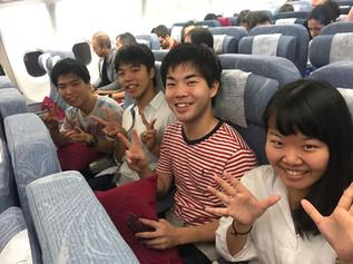 ハワイ合宿へ!