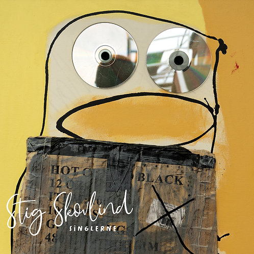 Stig Skovlind - Singlerne (CD)