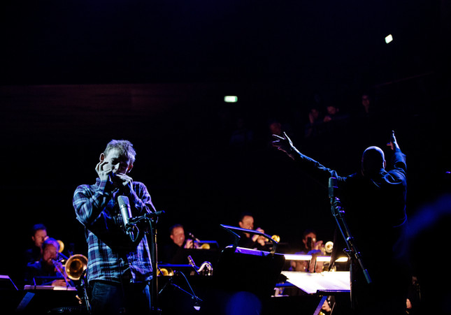 Mathias Heise & The Danish Radio Big Band