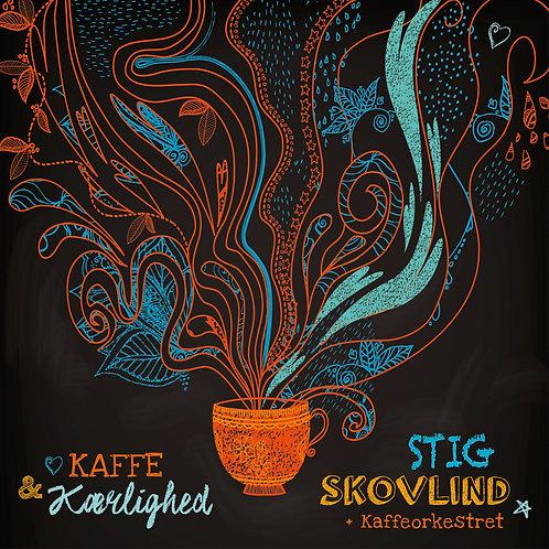 Stig Skovlind - Kaffe & Kærlighed (CD/EP)