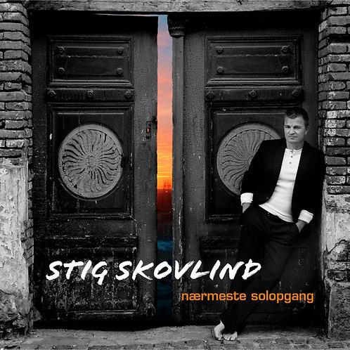 Stig Skovlind - Nærmeste Solopgang (CD)