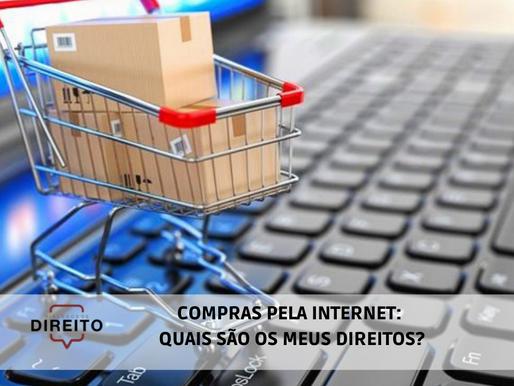Compras pela internet: quais são os meus direitos?